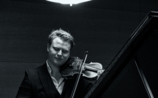 Ben Holder on Violin